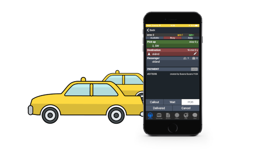 Taxi Dispatch Solution | All-in-one system | TaxiCaller