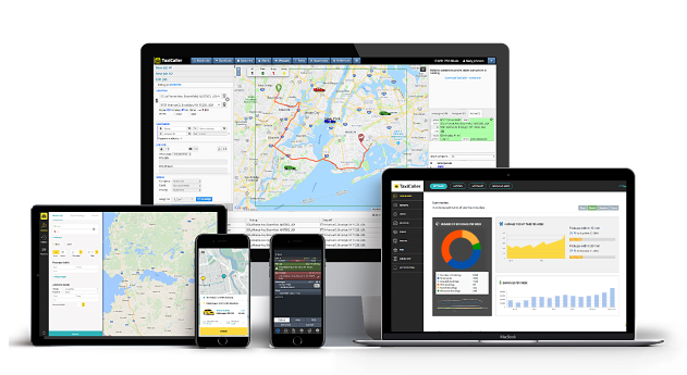 A Complete Dispatch Solution for Taxi Services